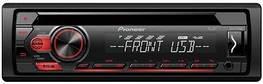 Автомагнитола PIONEER MVH-S110UB USB (без дисковода) 4х50W Оригинал