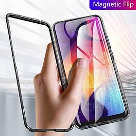 Магнитный чехол (Magnetic case) для Samsung Galaxy M10