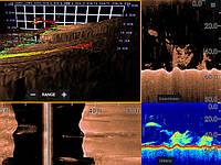 Ехолот Raymarine Axiom 7RV , картплоттер 3D , кольоровий сенсорний дисплей,меню російською, фото 6