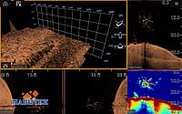 Ехолот Raymarine Axiom 7RV , картплоттер 3D , кольоровий сенсорний дисплей,меню російською, фото 7