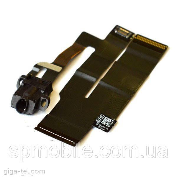 Шлейф Apple iPad 3 3g гарнітура. чорний