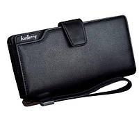 Чоловічий клатч гаманець портмоне Baellerry 1063, A418