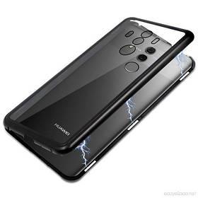 Магнитный чехол (Magnetic case) для Huawei Mate 10 Pro