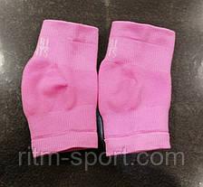 Наколенники детские для художественной гимнастики (розовые), фото 3