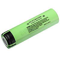Аккумулятор 18650 Panasonic NCR18650B, 3400 мАч