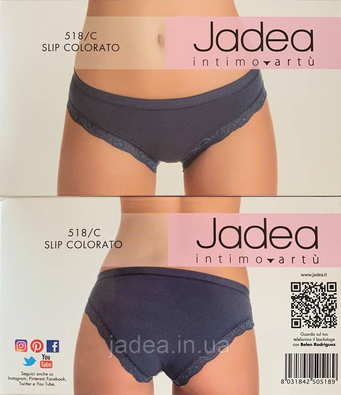Трусики сліп Jadea 518 indigo