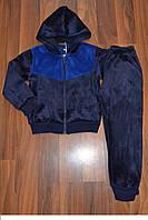 Велюровый теплый Спортивный Термо костюм для мальчиков.Размеры 116-146 см.Фирма S&D. Венгрия