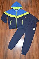 Спортивные костюмы двойки для мальчиков.Размеры 134-164 см.Фирма S&D.Венгрия, фото 1