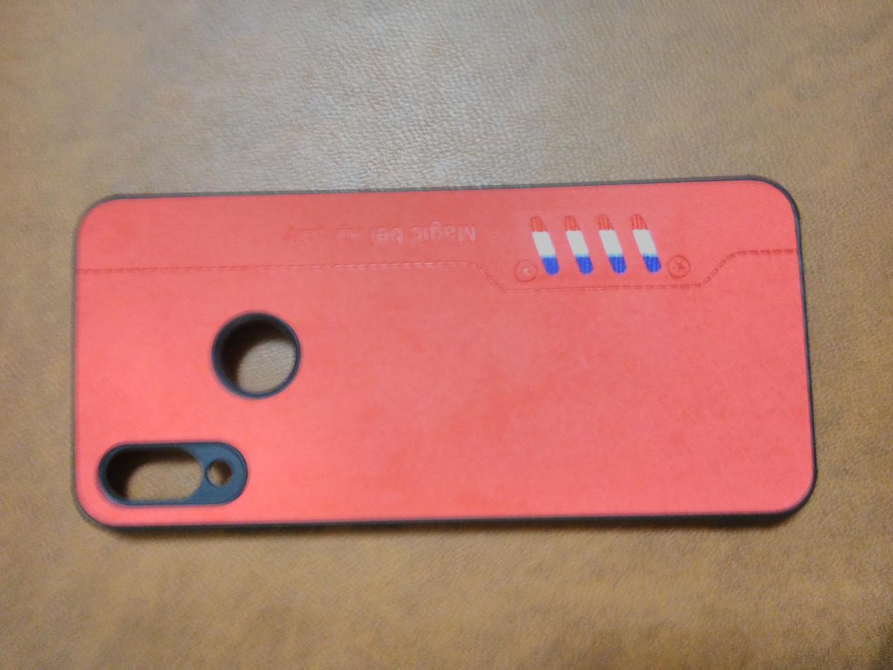 Накладка Magic Bei Xiaomi Redmi Note 7 / Note 7 Pro (красный)