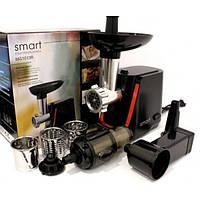 Мясорубка электрическая Smart MG-1013R Black, фото 1