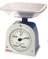 Весы кухонные механические Saturn ST-KS1236