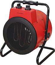 Теплова гармата Crown 3 кВт. Теновий нагрівач. Електрична теплова гармата