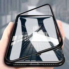 Магнитный чехол (Magnetic case) для Samsung Galaxy J6