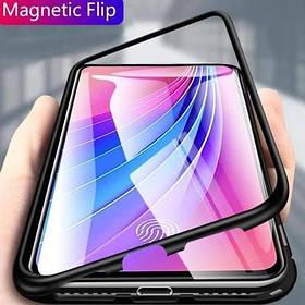 Магнитный чехол (Magnetic case) для Xiaomi Mi 9T / Mi 9T Pro / K20 / K20 Pro