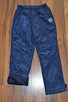 Балоневые утеплённые штаны на флисе для мальчиков,размеры 128-152 см.Фирма TAURUS.Венгрия