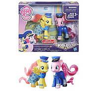 My Little Pony Флатершай и Пинки Пай Вандерболт Friendship is Magic Wonderbolts Fluttershy & Pinkie Pie