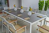 Обеденное кресло  SAVONA   алюминий, фото 2
