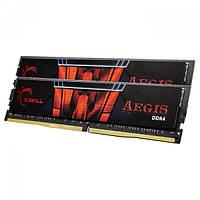 G.Skill 32 GB (2x16GB) DDR4 3000 MHz Aegis (F4-3000C16D-32GISB)