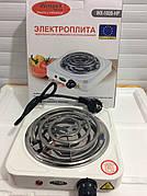 Электроплита Одноконфорочная со спиральным тэном WimpeX WX-100B-HP
