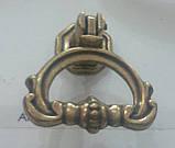 Ручка меблева крапля GIFF KT0105 антична бронза, фото 4
