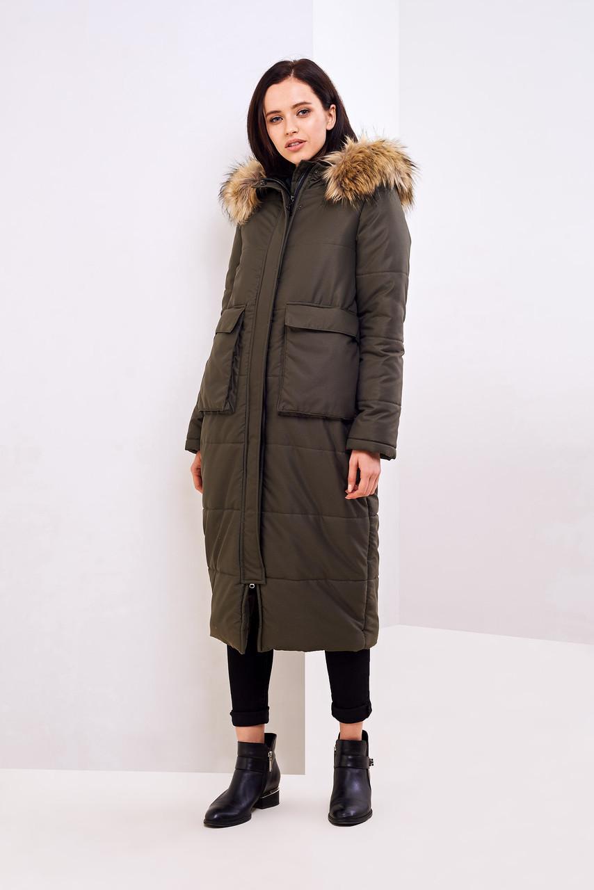Куртка удлиненная димисезонная 42,44,46