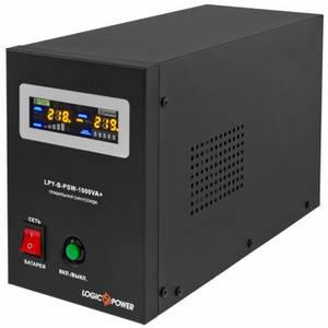 ИБП LogicPower LPY-B-PSW-1000VA+(700Вт)10A/20A, с правильной синусоидой, 12V