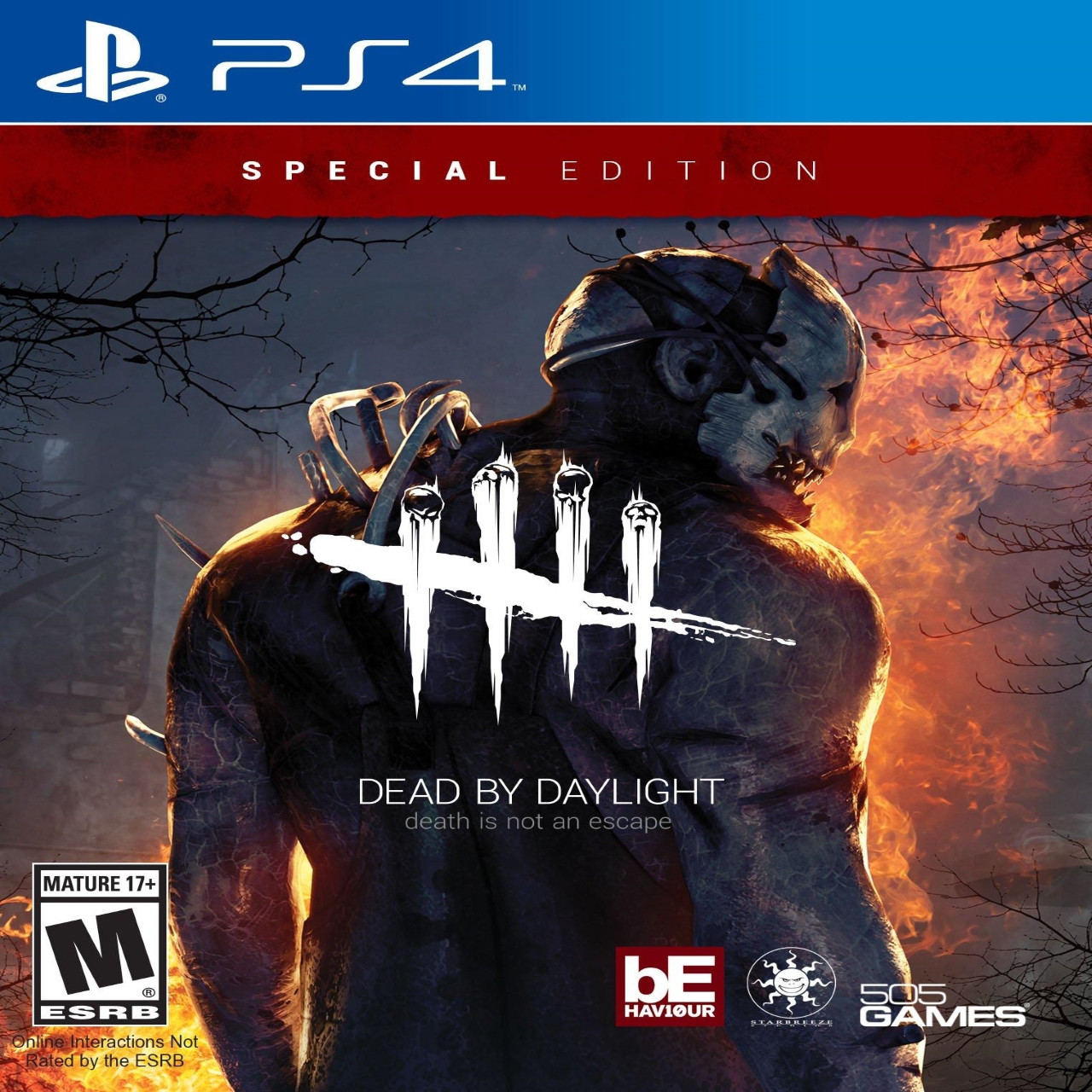 Dead by Daylight Special Edition (английская версия) PS4