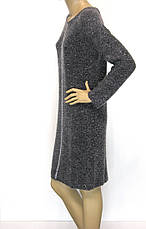 Вязане плаття з люрексом Binka, фото 2