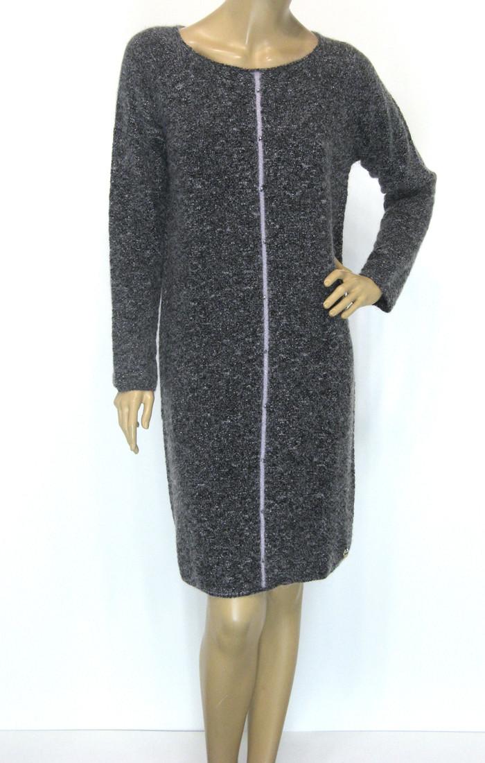Вязане плаття з люрексом Binka