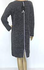 Вязане плаття з люрексом Binka, фото 3