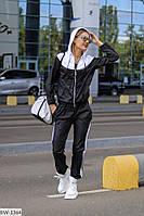 Женский стильный спортивный костюм,    42,44,46,