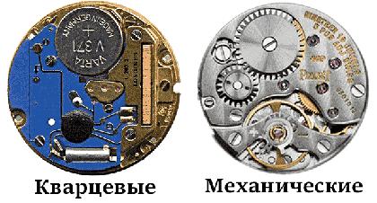Механические или кварцевые?