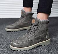 Мужские высокие ботинки Winter