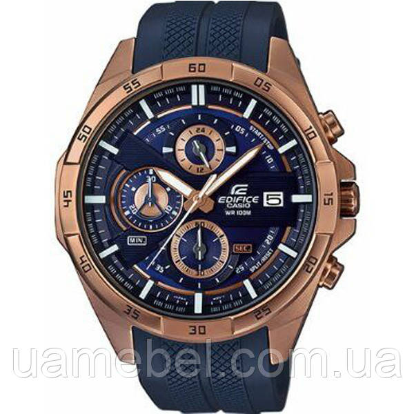 Часы мужские Casio EDIFICE EFR-556PC-2AVUEF ОРИГИНАЛ!