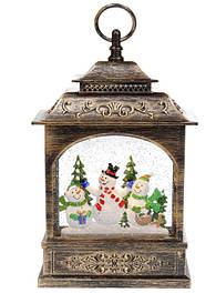 Декоративные новогодние фонари