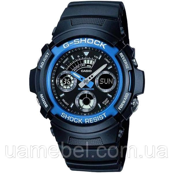 Часы мужские CASIO G-SHOCK AW-591-2AER