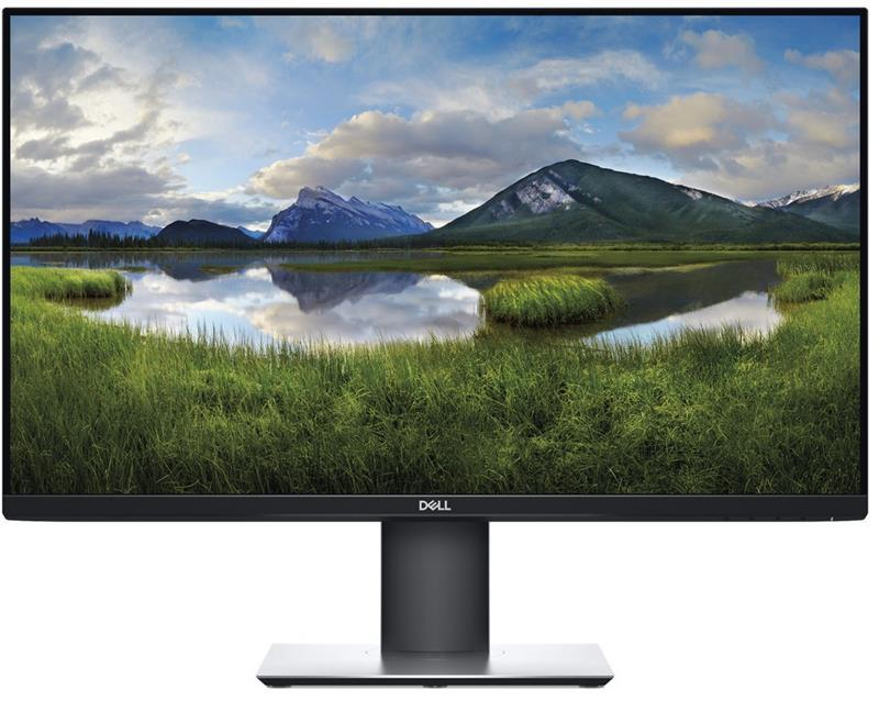 Монитор DELL 23.8 P2419H (210-APWU) IPS Black, 1920х1080, 8 мс, 250 кд/м2, DisplayPort, HDMI, D-Sub, 2хUSB3.0,