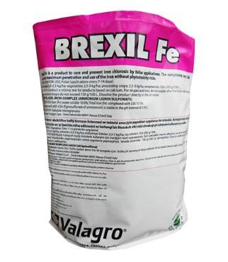 Органічні мікроелементи Brexil Fe (Брексил Залізо), 1кг, Valagro (Валагро)