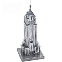 3D конструктор Empire State Building