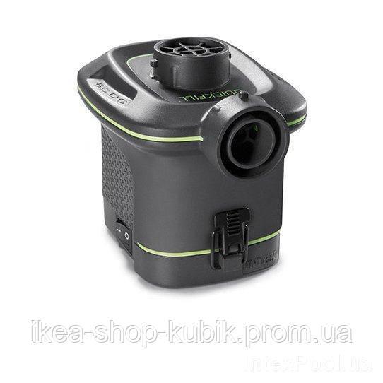 Электрический насос для надувания Intex 66638 на батарейках 2