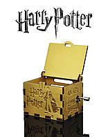 """Музыкальная шкатулка """"Harry Potter - Гарри Поттер"""" (GOLD)"""