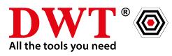Угловые шлифовальные машины DWT