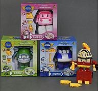 Детский игровой набор Робокар Поли с аксессуарами по штучно DT 335