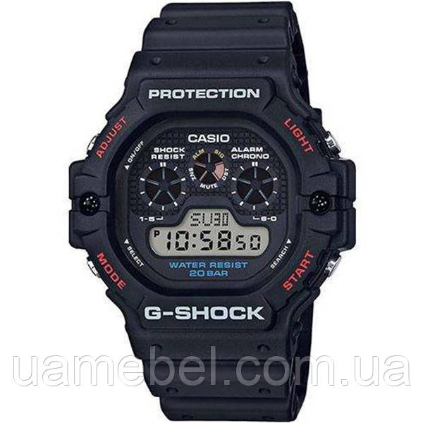 Часы мужские CASIO G-SHOCK DW-5900-1ER