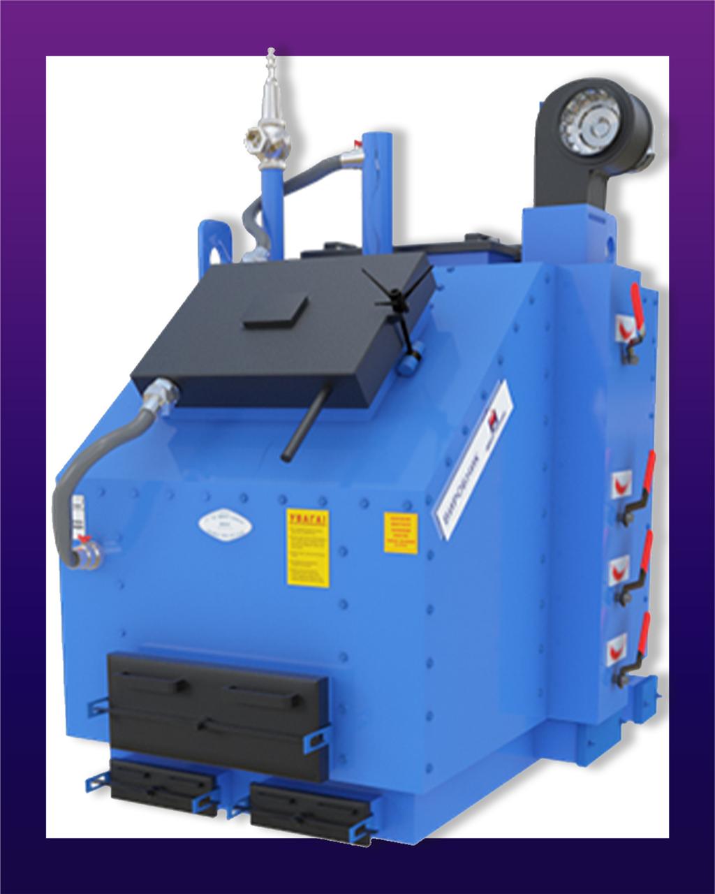 Промисловий твердопаливний котел Топтермо КВ-ЖСН 200 кВт