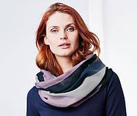 красивый шарф-снуд, Германия Tchibo
