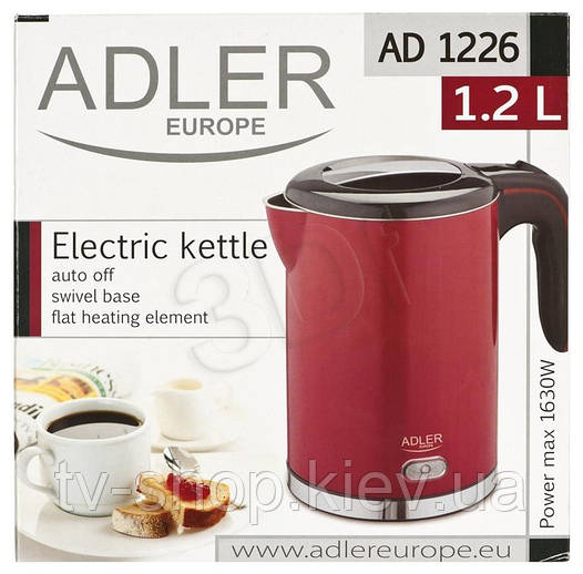 Электрочайник Adler 1226