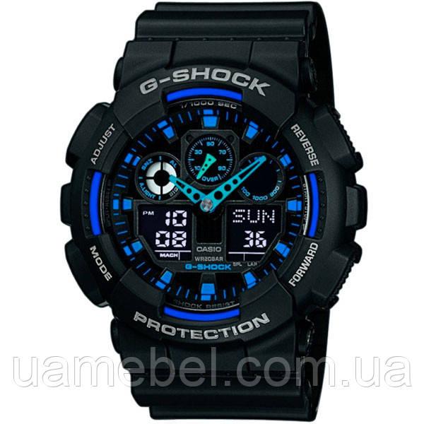 Часы мужские CASIO G-SHOCK GA-100-1A2ER