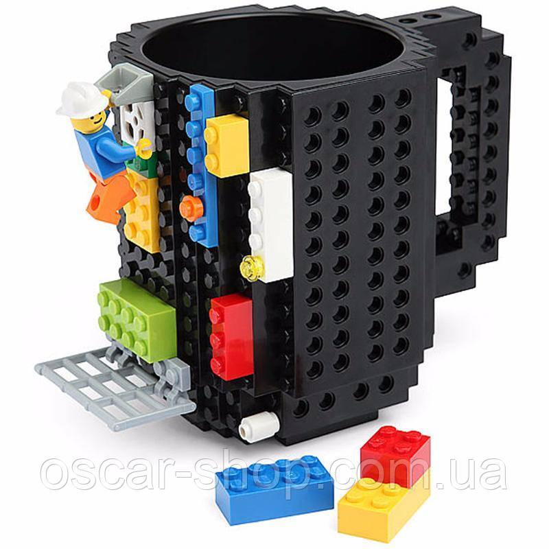 Чашка конструктор лего  350 мл