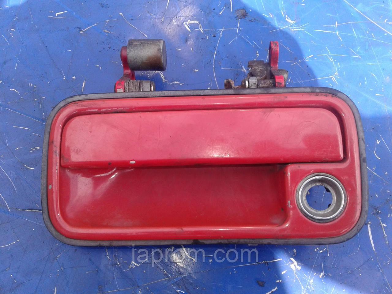 Ручка наружная передней левой двери Mazda 626 GD 1987-1991г.в.